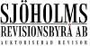 Sjöholms Revisionsbyrå AB logotyp
