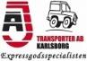 A-J Transporter AB logotyp