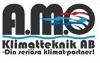 A.M.O Klimatteknik AB logotyp