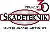 Skadeteknik Sverige AB logotyp