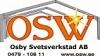 Osby Svetsverkstad AB logotyp