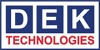 DEK Technologies Sweden logotyp