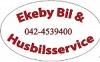 Ekeby Bil & Husbilsservice logotyp