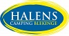 Halens Camping och Stugby AB logotyp