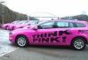 NMT Transport - NMT Think Pink logotyp
