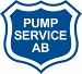 Pumpservice i Gästrikland AB logotyp