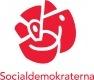 Socialdemokraterna PS kansli logotyp