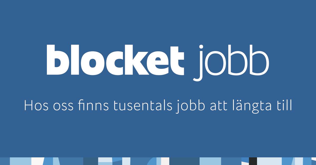 lediga jobb inom bygg stockholm